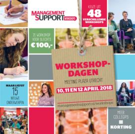 Workshopdagen 2018