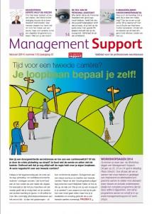Management Support digitaal januari februari 2014
