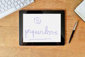 Papierloos vergaderen: zo gemakkelijk