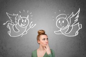 Zo leg je je innerlijke criticus het zwijgen op
