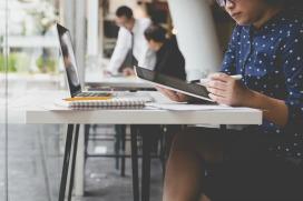 7 leuke dingen aan werken op een kantoor