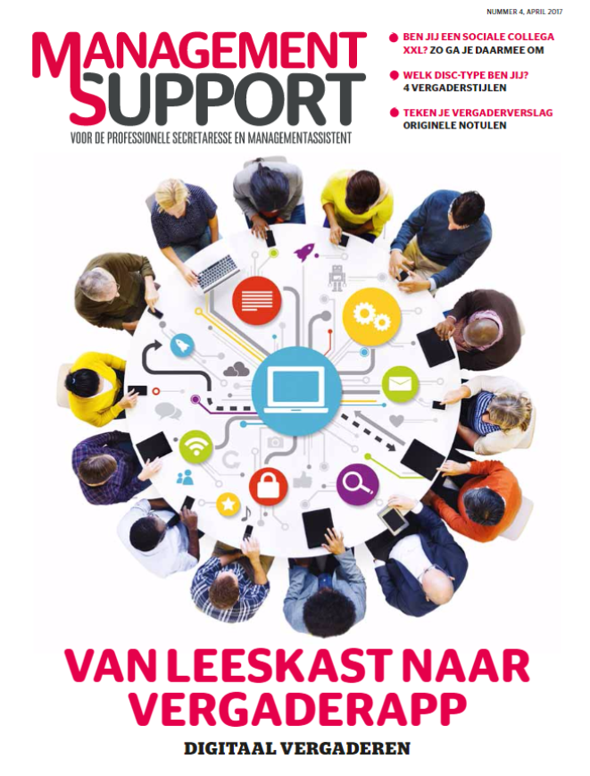 Management Support Magazine 4, april 2017