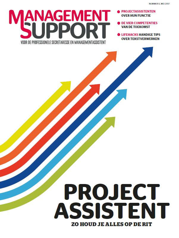 Management Support magazine 5, mei 2017
