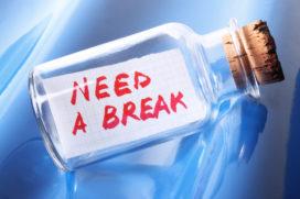 Stress voor en na je vakantie