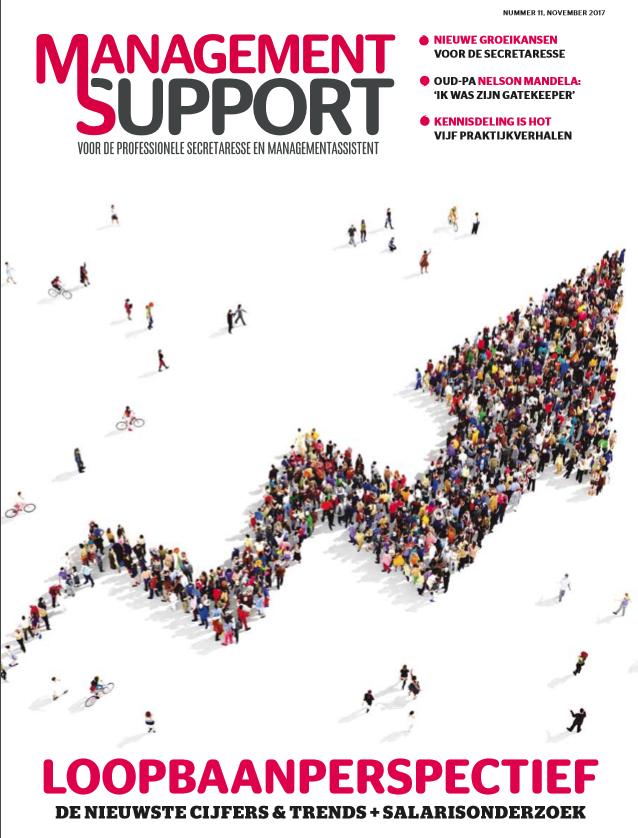 Management Support Magazine 11, november 2017