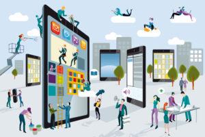 Met welke nieuwe apps, tools en programma's werk jij?