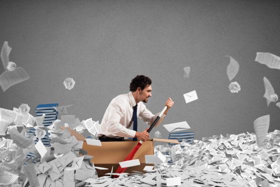 Proces verbeteren 5: terugdringen van bureaucratie