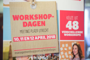 Workshopdagen 2018: foto's